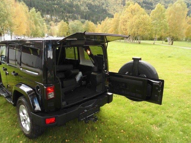 Jeep Wrangler  - Foto 3