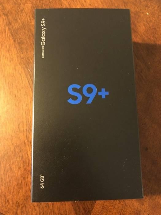 For Sale Brand New Samsung Galaxy S9 Cost 350euro  - Foto 1