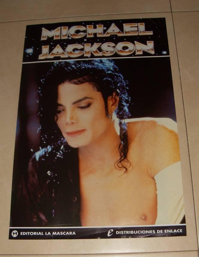 Poster Michael Jackson Moonwalker