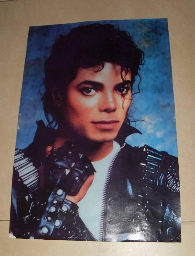 Poster Bad Michael Jackson