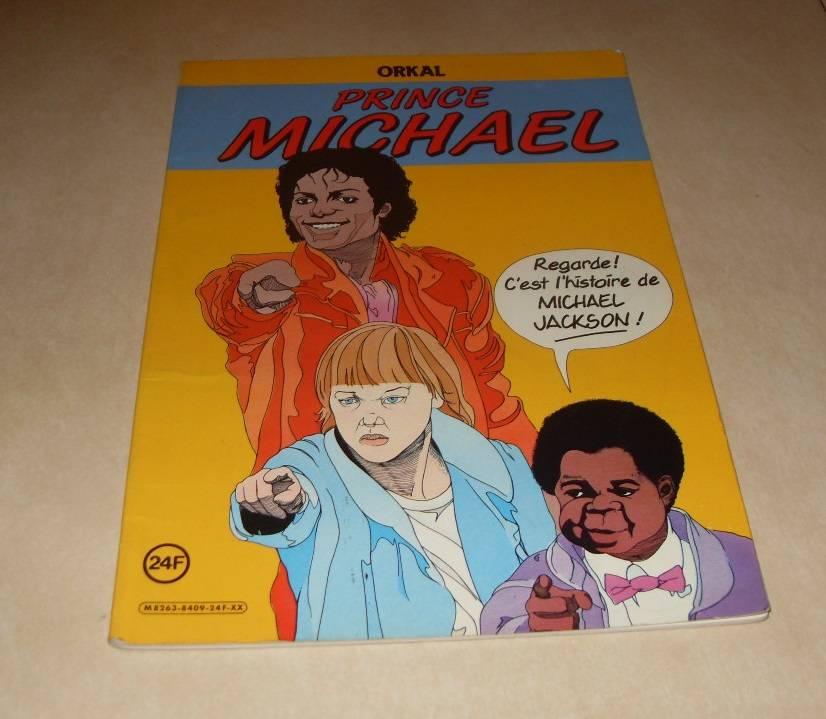 Comic Prince Michael