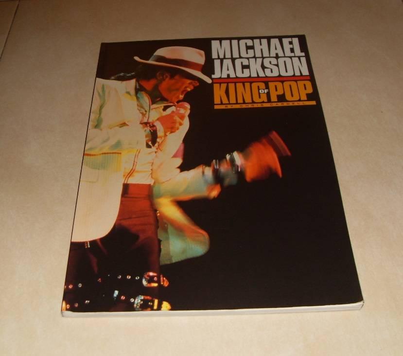Libro Michael Jackson King of Pop