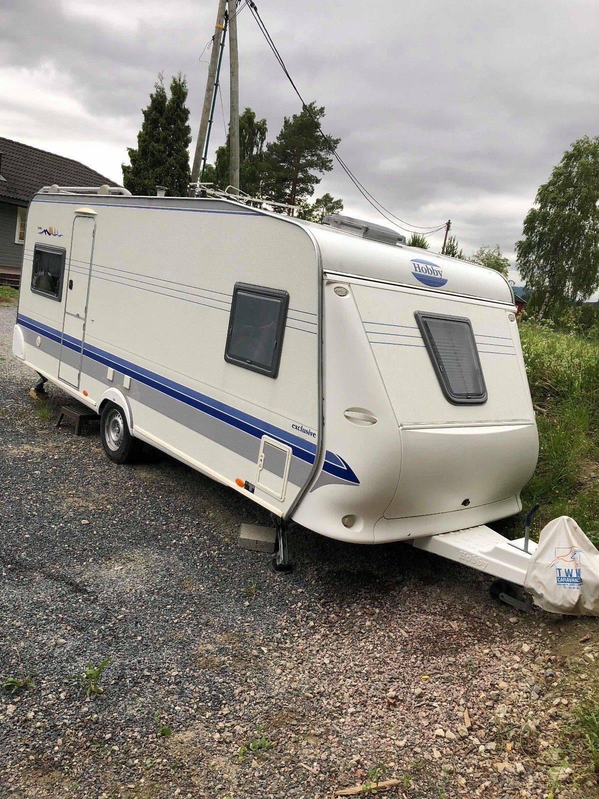 Caravan Hobby Exclusive 560
