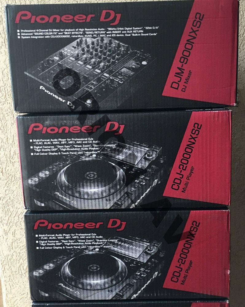 En venta equipos de Dj 2X PIONEER CDJ 2000 / DJM 900 CDJ, KORG, MOTI  - Foto 1