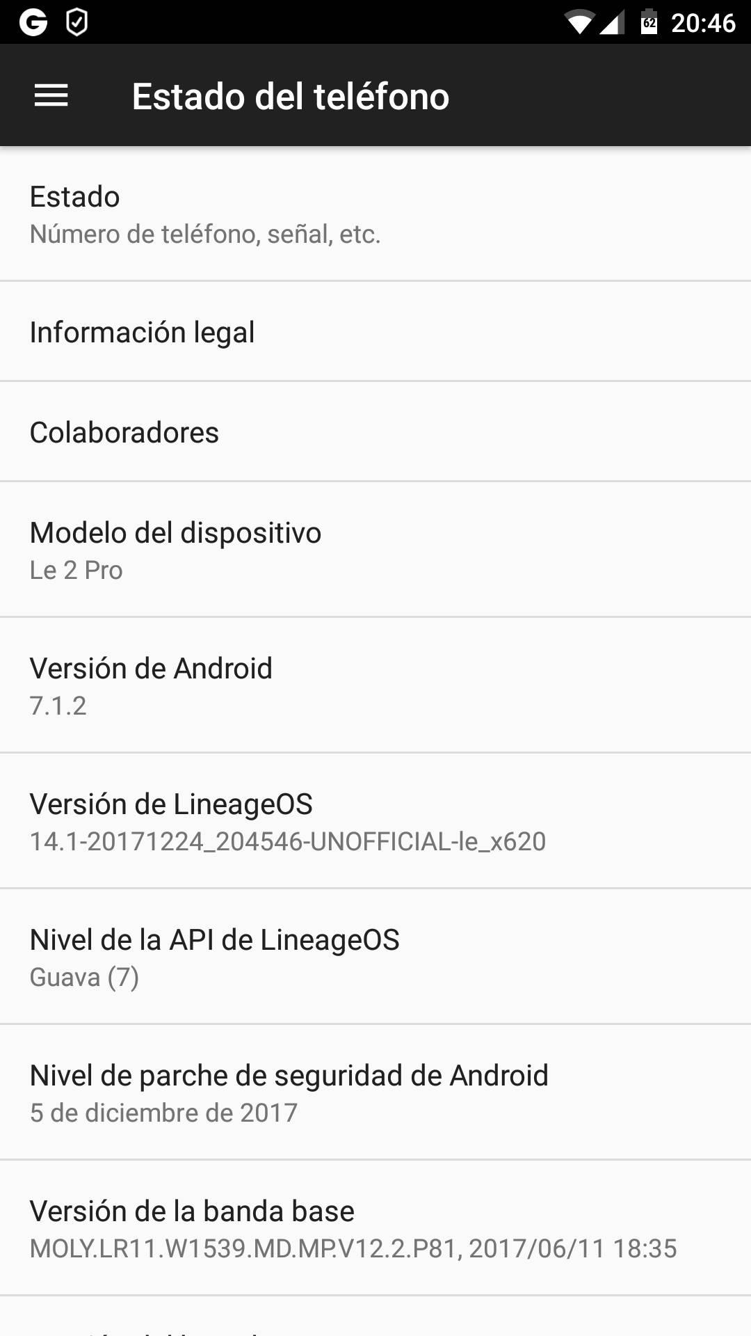 LeTV S3 x626 Helio X20 5,5