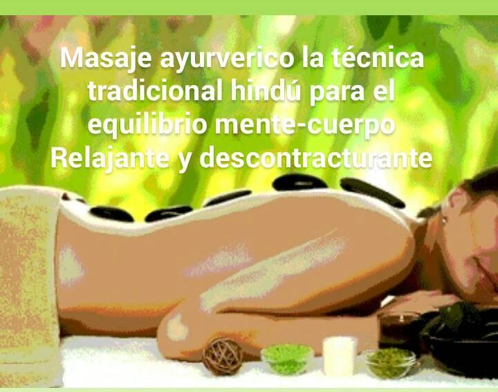 masaje ayuevedico  - Foto 2
