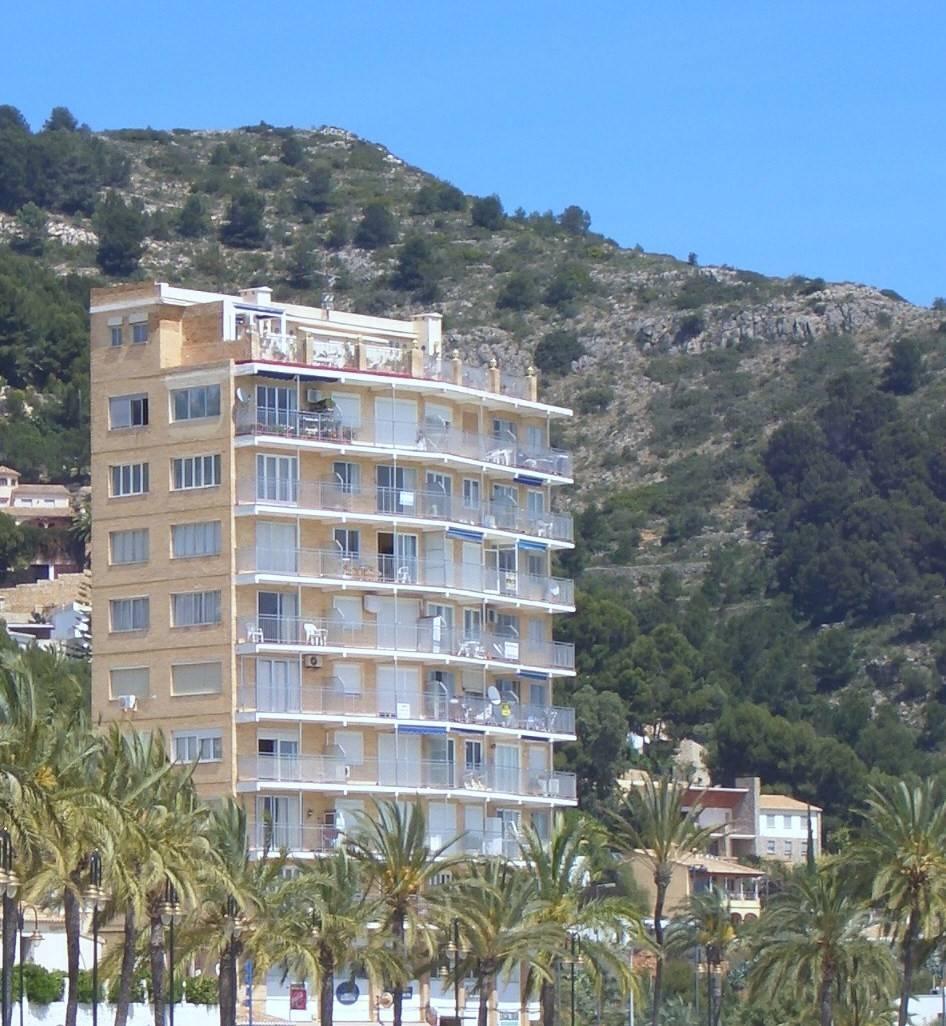 Magnifico estudio 1ª linea de playa Puerto de Javea  - Foto 6