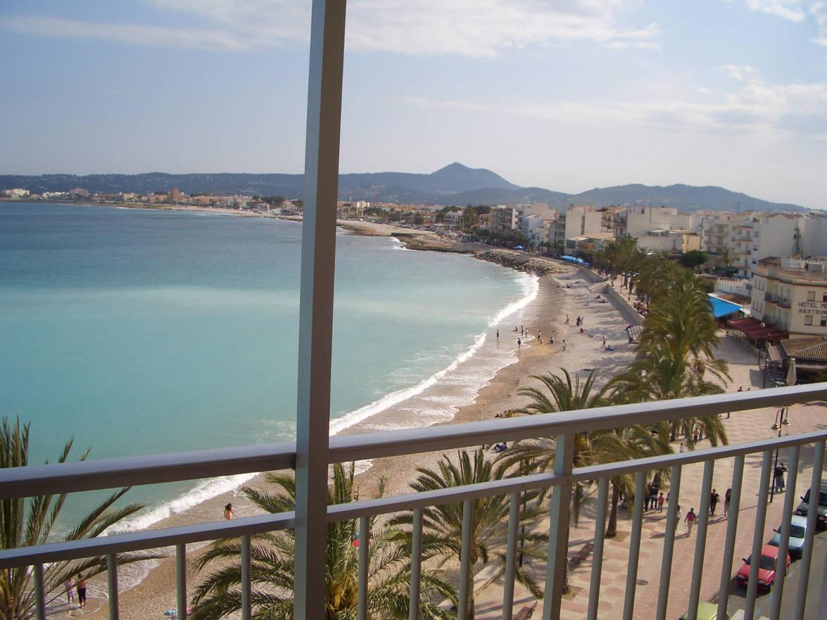 Magnifico estudio 1ª linea de playa Puerto de Javea  - Foto 1