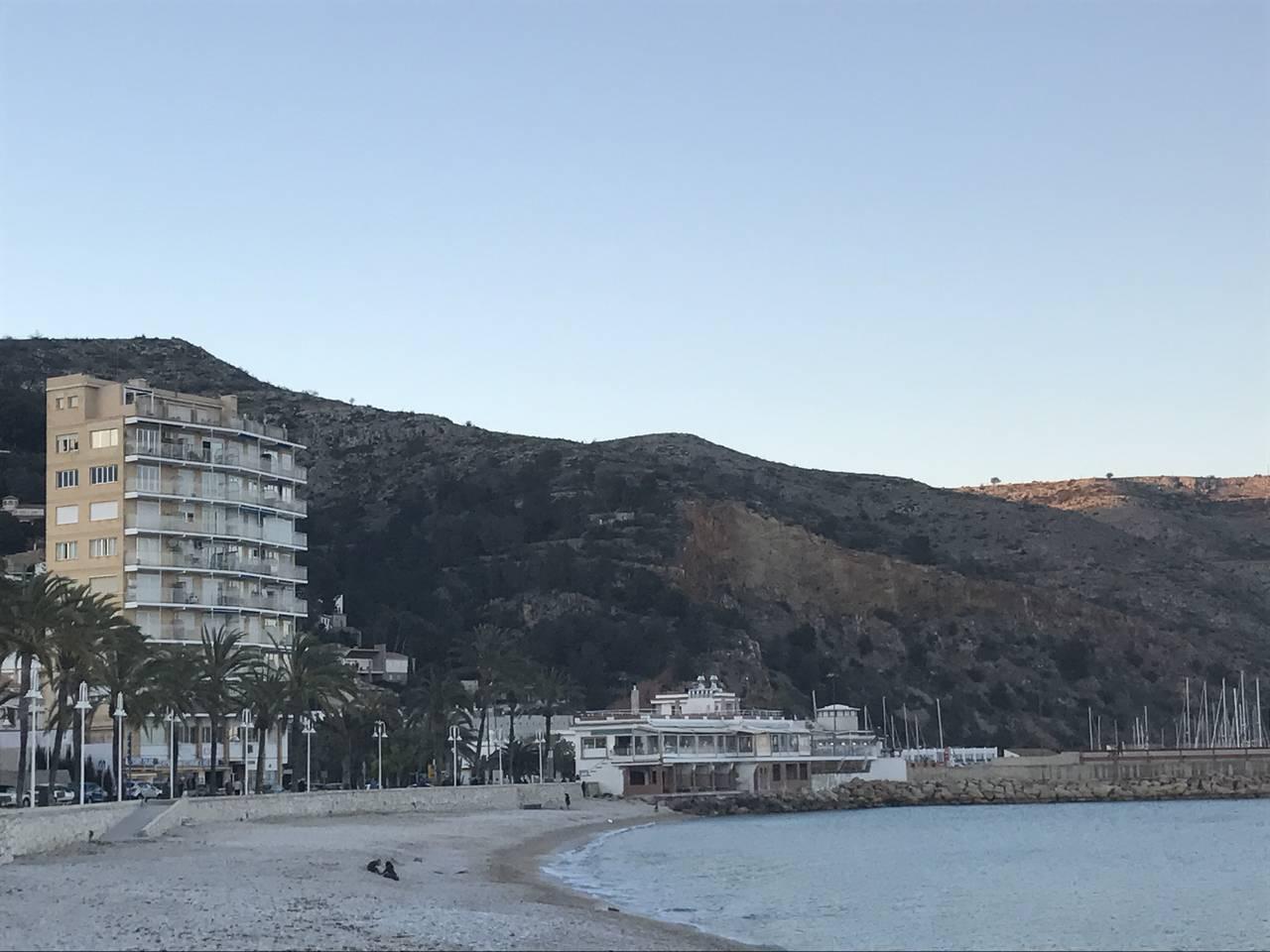 Magnifico estudio 1ª linea de playa Puerto de Javea  - Foto 7