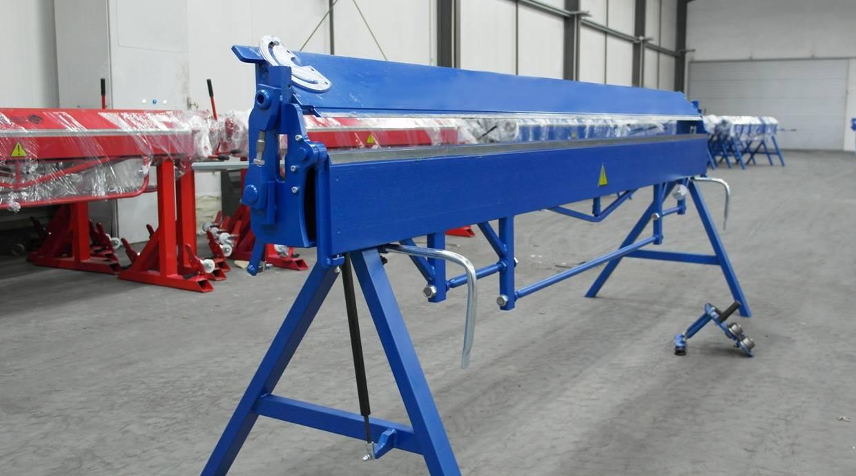 Plegadora 3 metros Plegadora manual para aluminio dobladora para chapa  - Foto 2