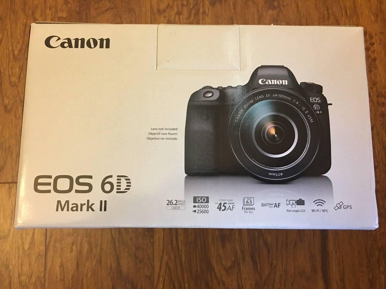 Canon 6d mark ii / Sony Alpha a9 / Nikon D500 segunda mano  Sevilla