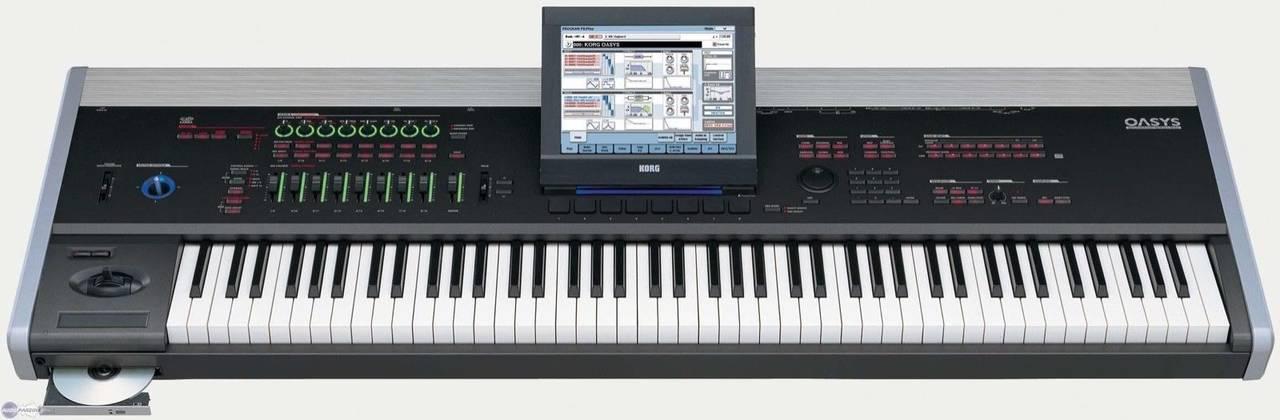 New Korg OASYS 88 Keyboard $1,100 / Apple iphone X Plus 256GB $700 segunda mano  Sevilla