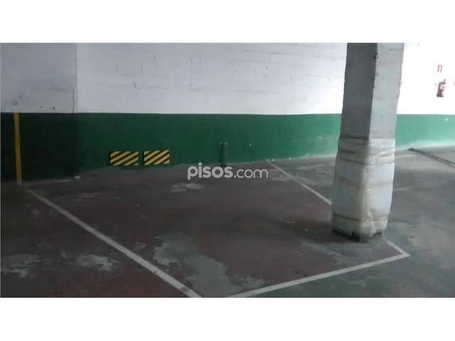 vendo plaza de garaje en Castro Urdiales