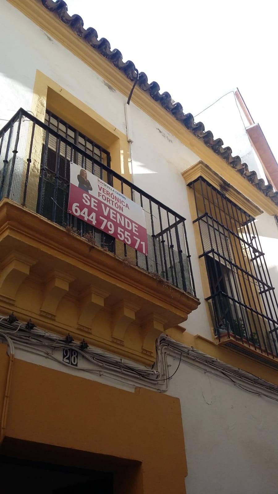 Casa en el corazón de Sevilla