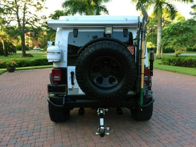 2013 Jeep Wrangler Unlimited Rubicon  - Foto 4