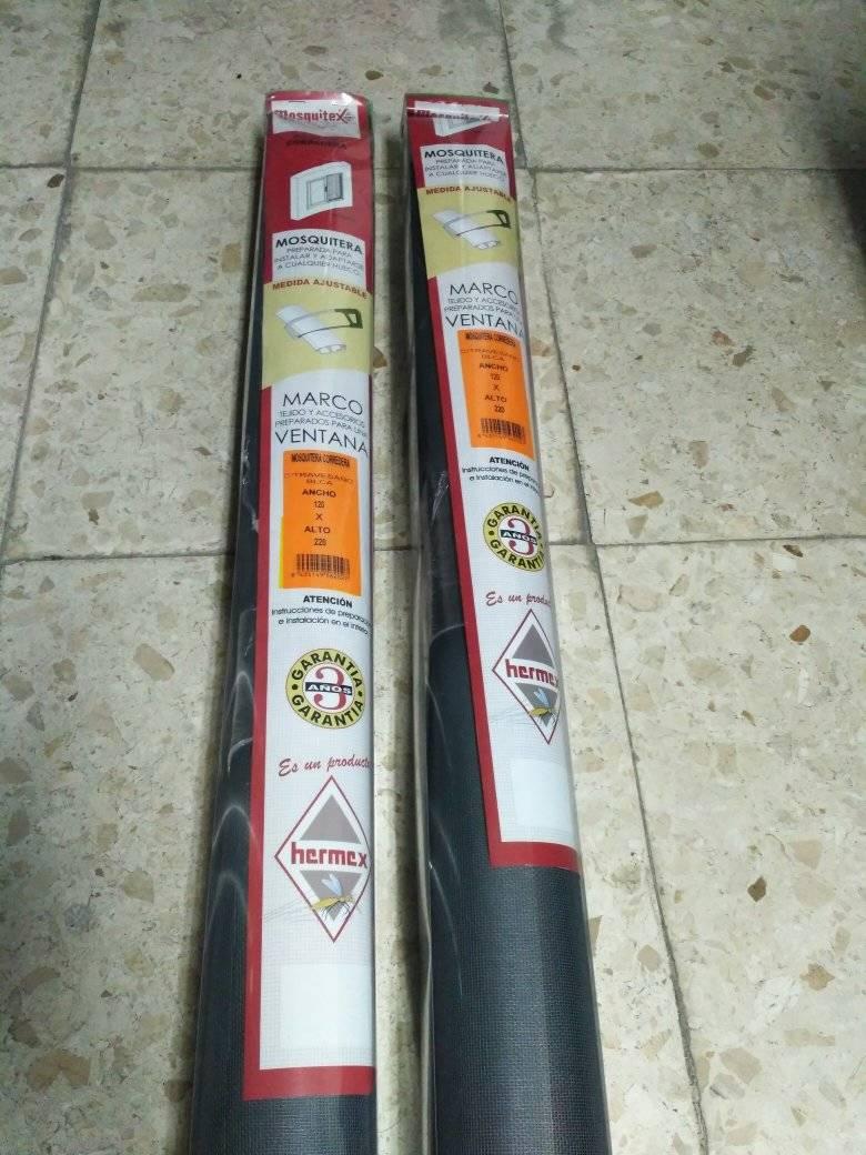 Vendo dos kits de mosquiteras enrrollables nuevos  - Foto 1