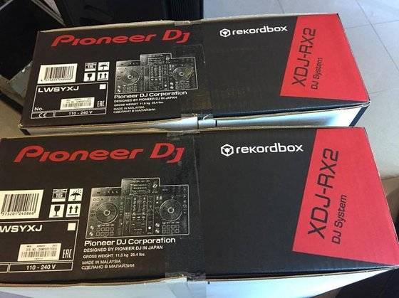 Pioneer DJ XDJ-RX2 All-in-one 2-Channel Professional DJ System  - Foto 1