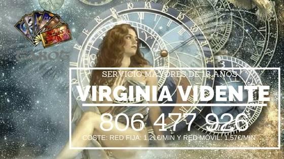 VIRGINIA VIDENTE, CONSULTAS TAROT segunda mano  Sevilla