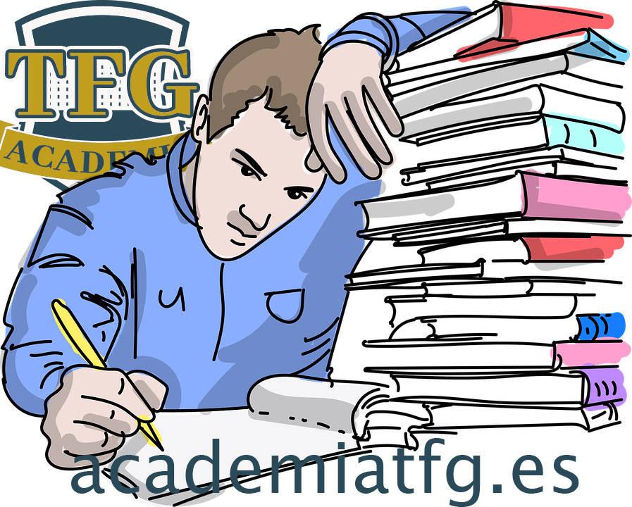 TFG / TFM de Ingeniería.