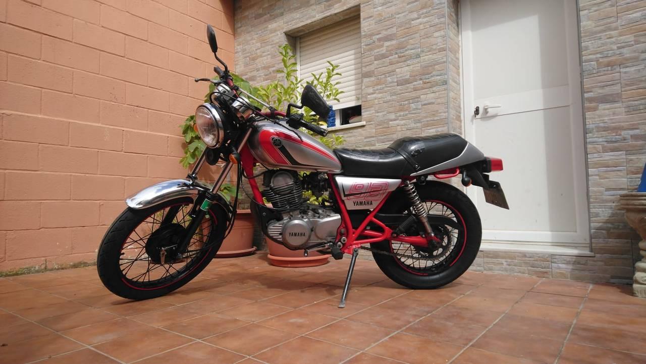 Yamaha 250cc seguro incluido junio 2019