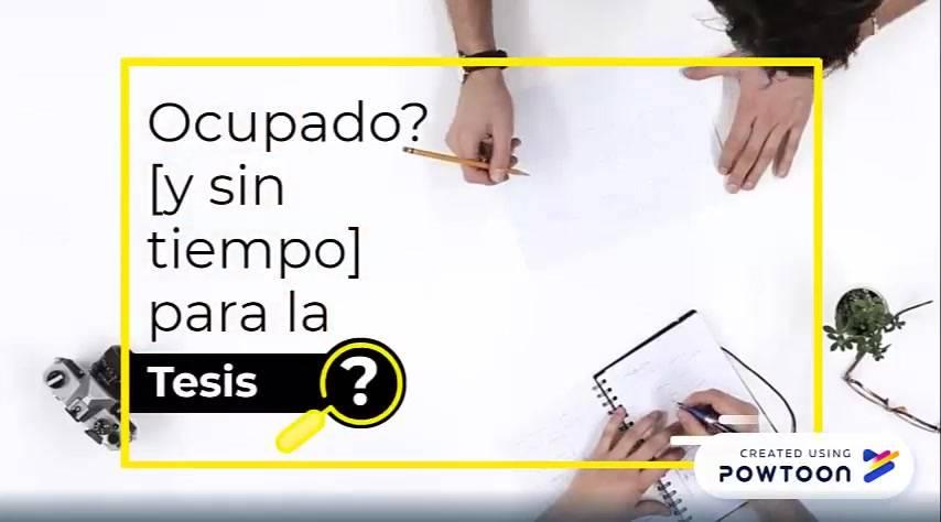 SE HACE TESIS, MONOGRAFÍAS, TFG, TGM Y MÁS  - Foto 1