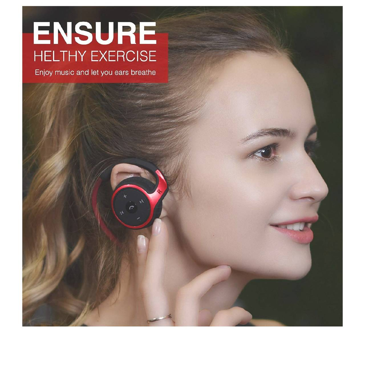 AURICULARES BLUETOOTH RUNNING  - Foto 2