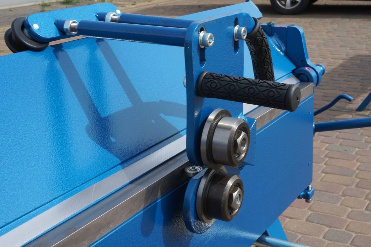 Plegadora manual, dobladora para chapa 3 metros / 1.5 aluminio  - Foto 3