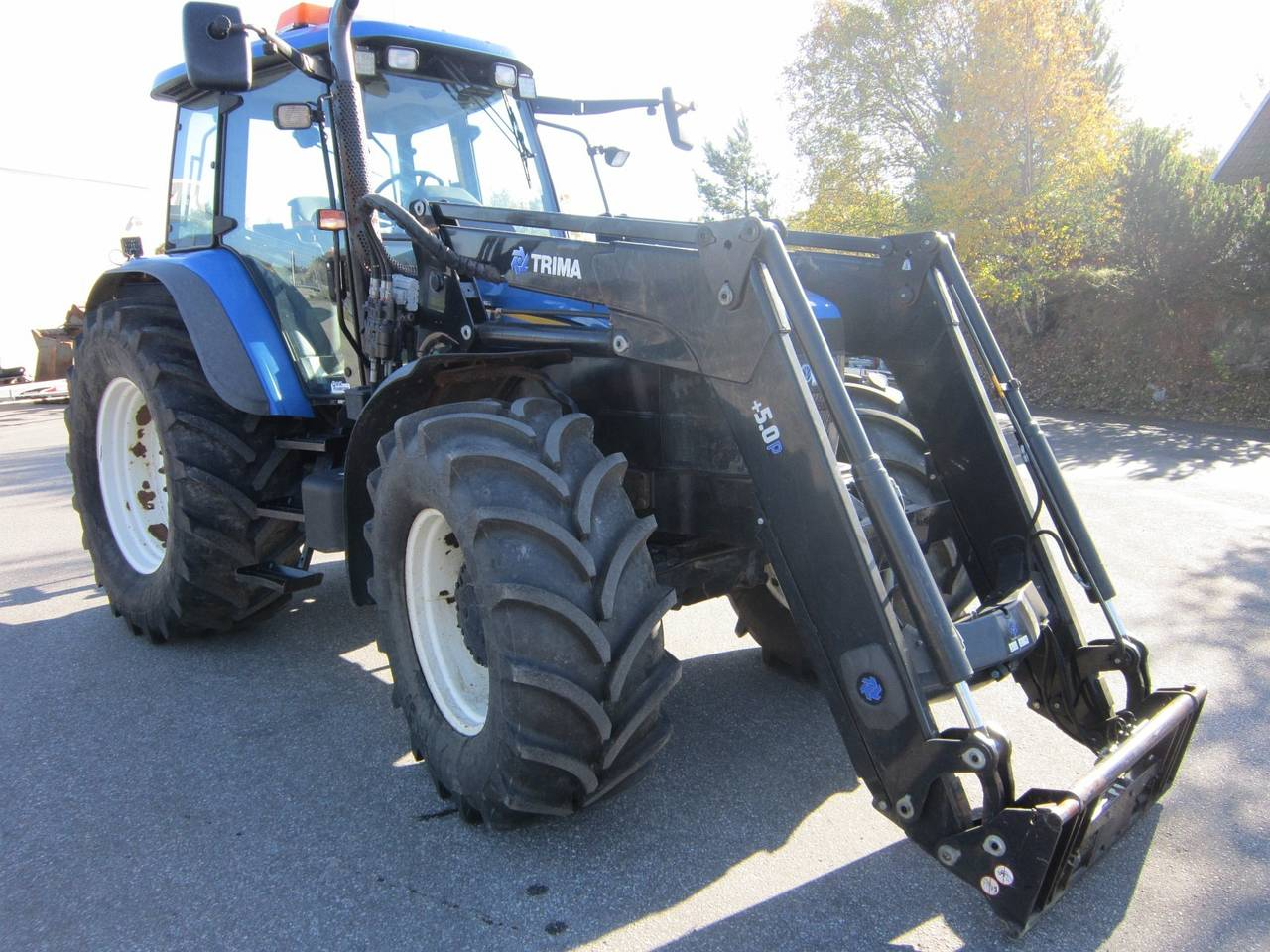 NEW HOLLAND TM 155  - Foto 1