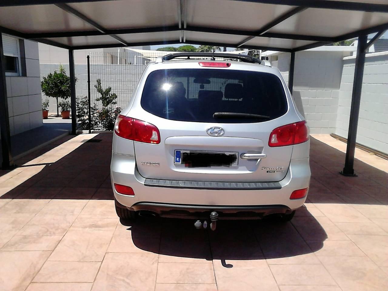 Hyundai Santa Fe  - Foto 6