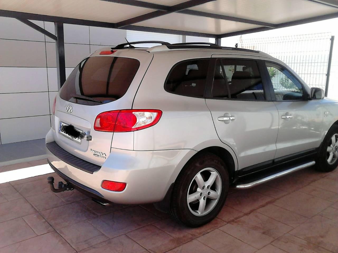 Hyundai Santa Fe  - Foto 5