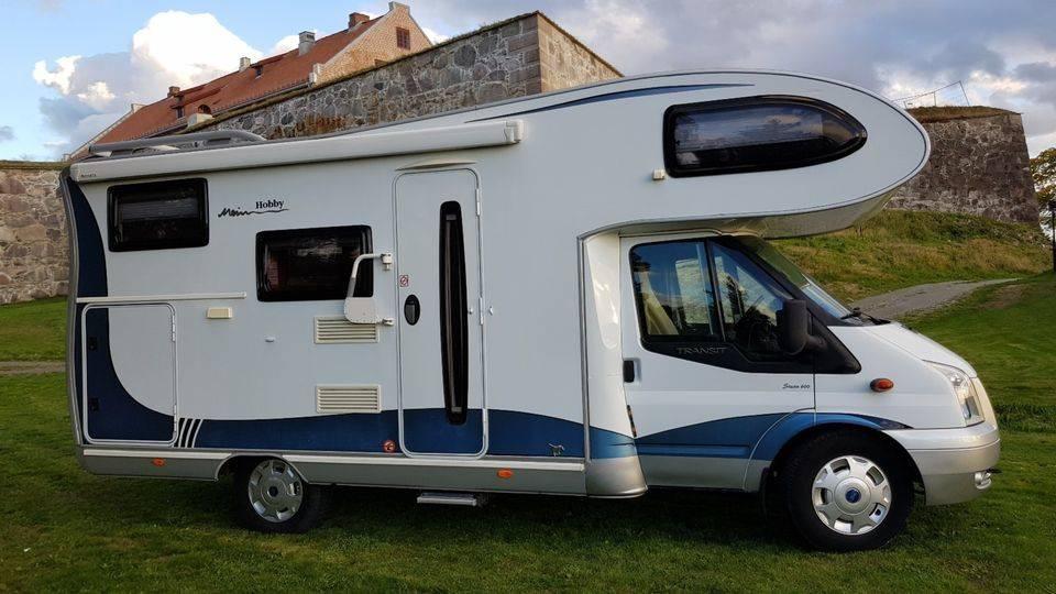 Camper Hobby Siesta T600  - Foto 1