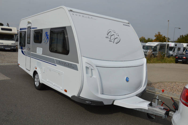 Caravana Knaus 460 Silver  - Foto 1