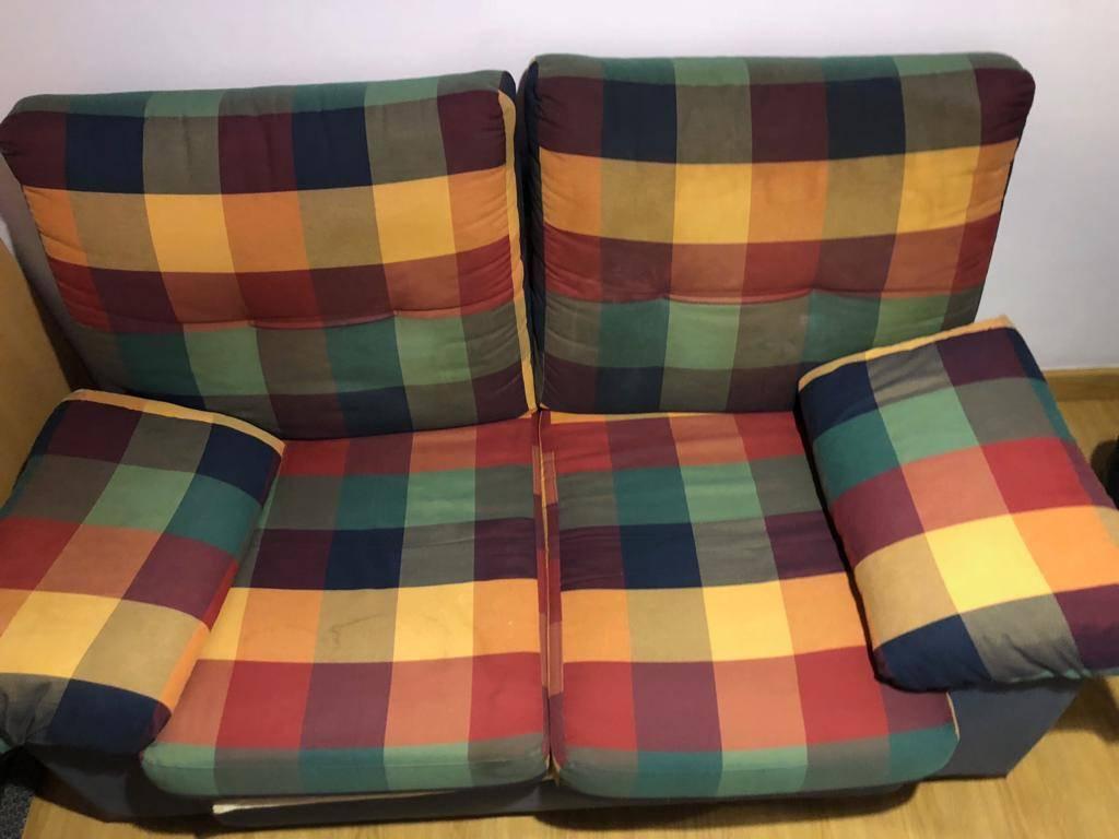 Sofa segunda mano  - Foto 1