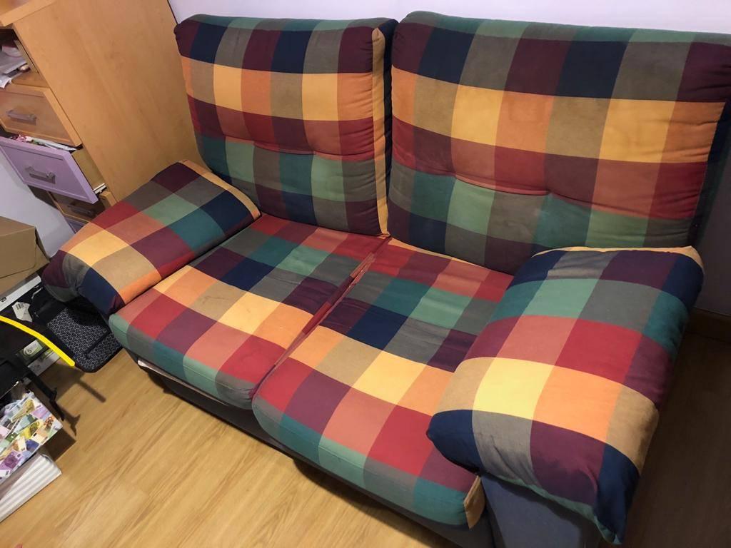 Sofa segunda mano  - Foto 3