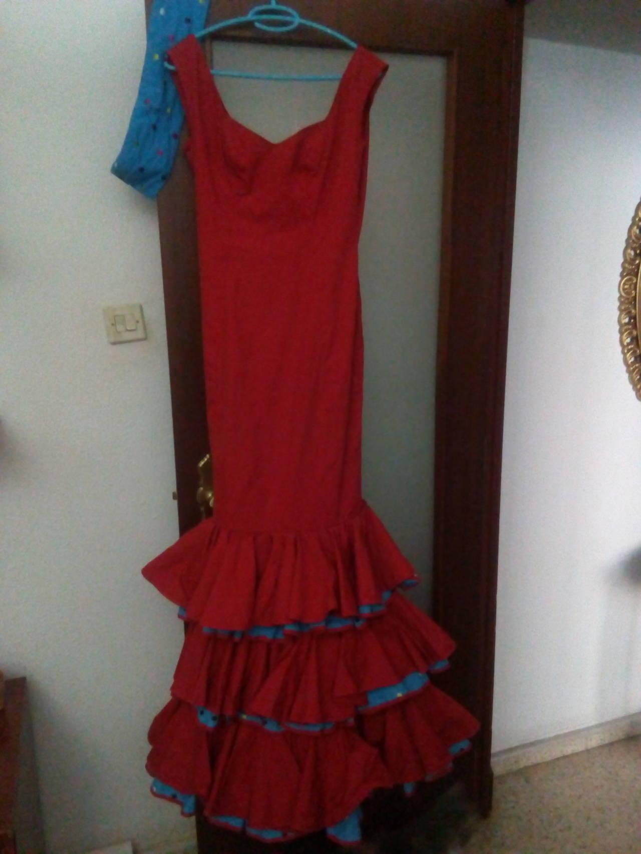 Traje flamenca  - Foto 1