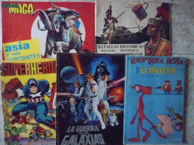 Compro albumes,cromos futbol y de otros temas  - Foto 5