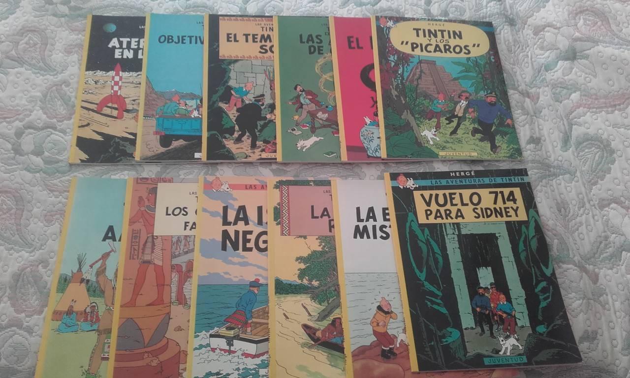 VENDO 5 TITULOS DE TINTIN  - Foto 1