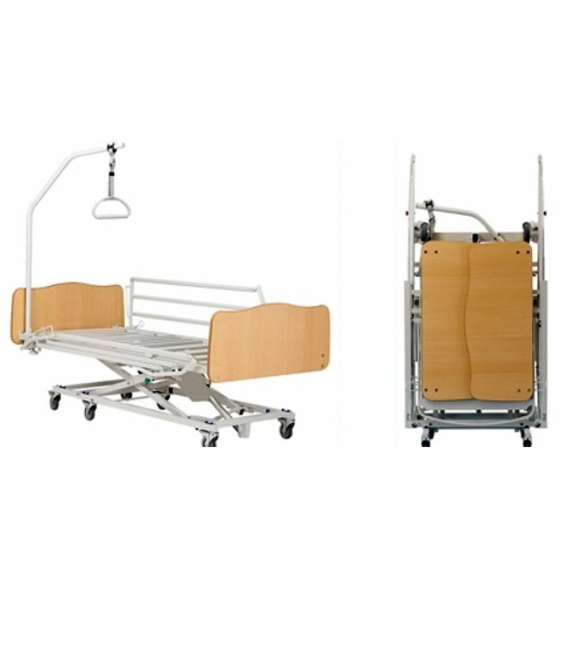 Alquiler y venta de camas articuladas eléctricas con carro elevador  - Foto 1