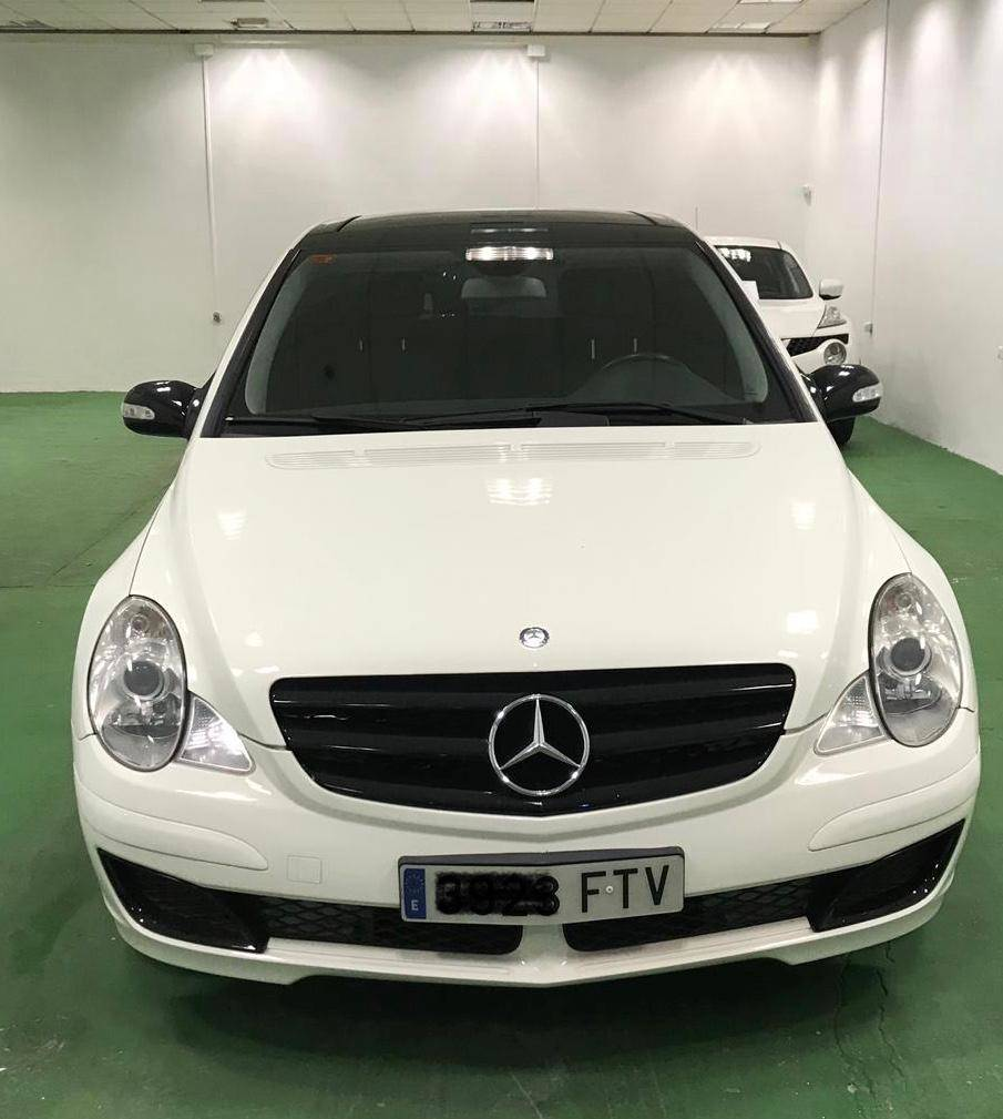 Mercedes Benz r280cdi v6 190cv