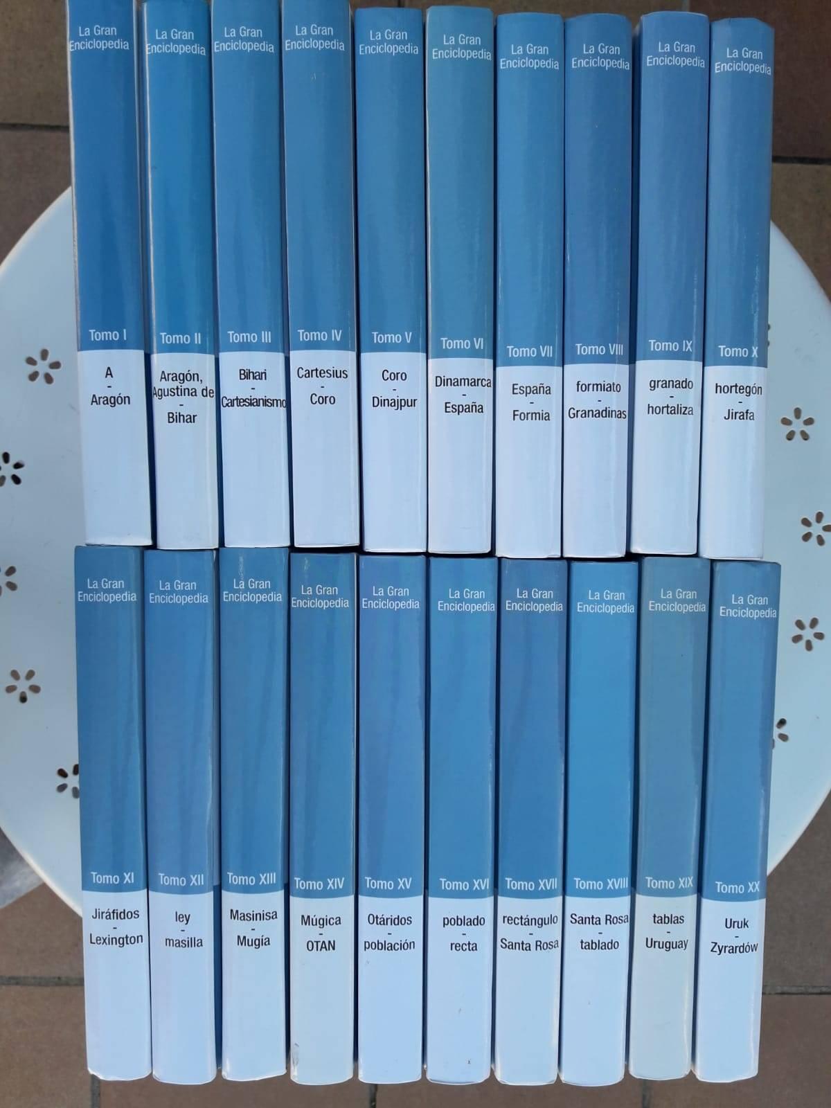La gran enciclopedia - Vocento