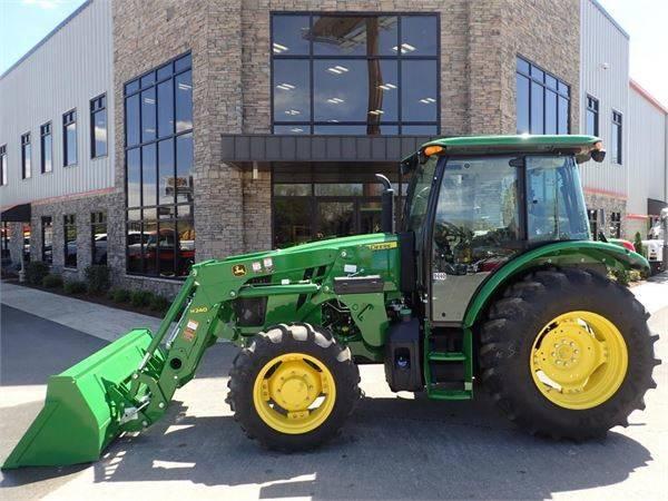Tractor John Deere 5085E