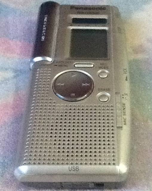 Grabadora Digital Panasonic RR-US320  - Foto 5
