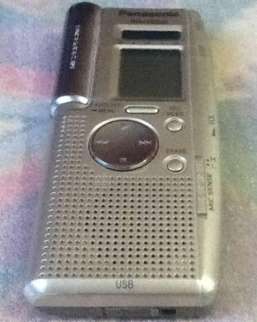 Grabadora Digital Panasonic RR-US320  - Foto 10