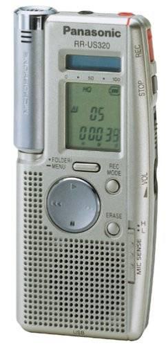 Grabadora Digital Panasonic RR-US320  - Foto 9