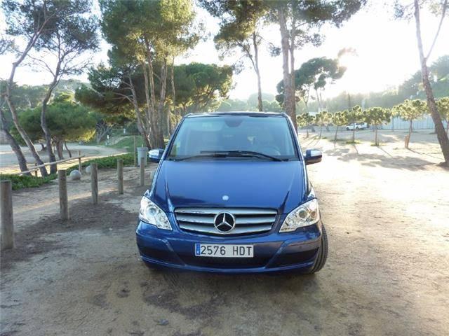 Mercedes Benz Viano del 2011  - Foto 2