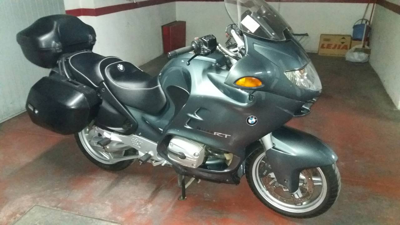 Vendo moto BMW 1150 rt