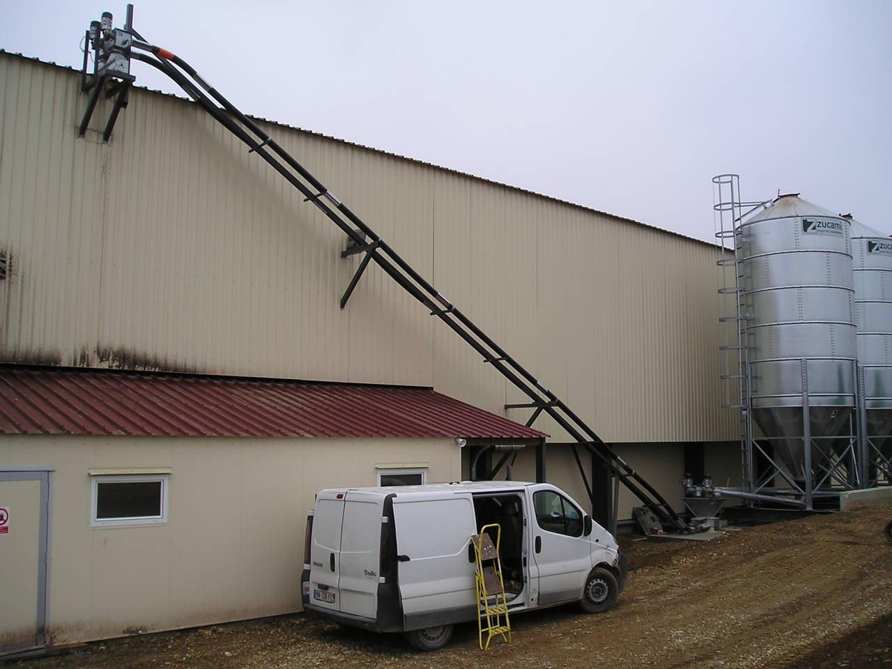 sinfines flexibles para granulados. Para industria y agro.  - Foto 1