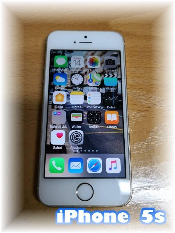 VENDO TELEFONO MOVIL IPHONE 5s