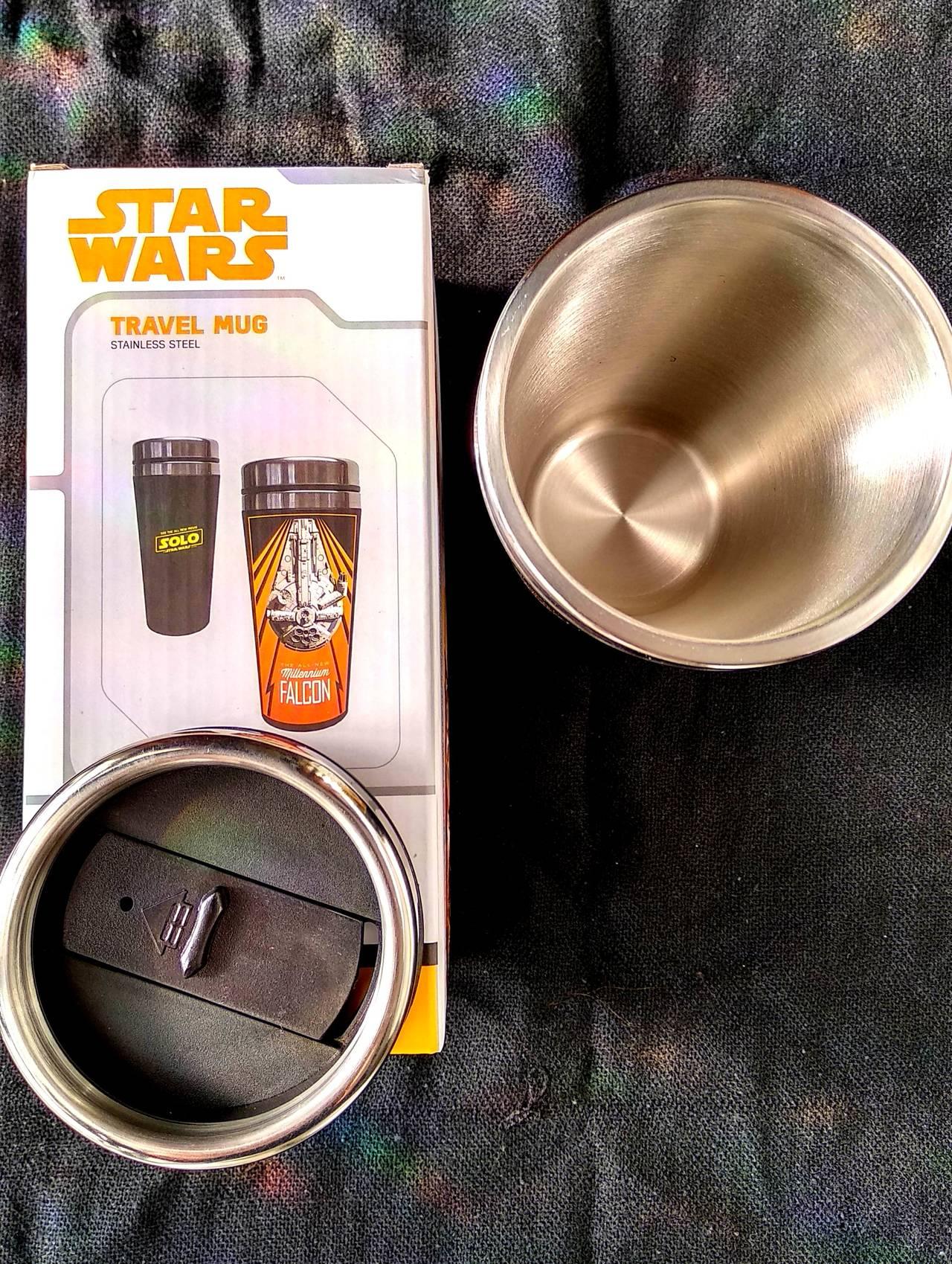 Taza Térmica de Aluminio STAR WARS