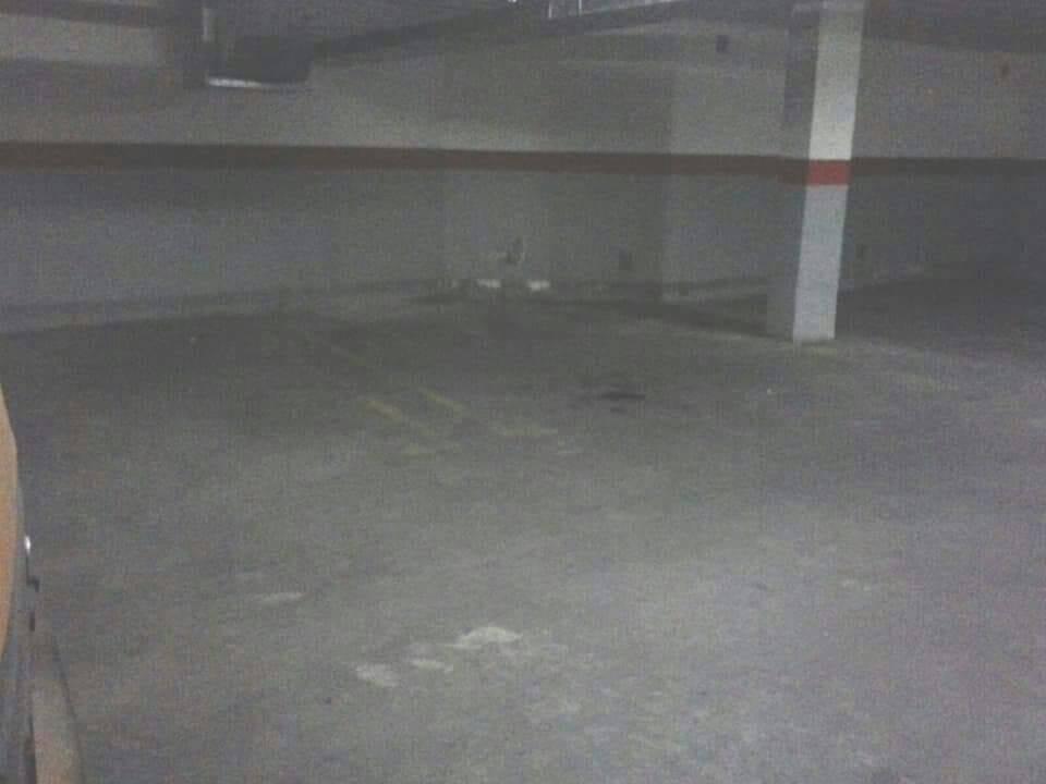 Plaza de garaje.